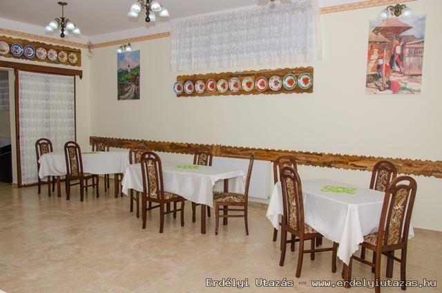Az étterem...