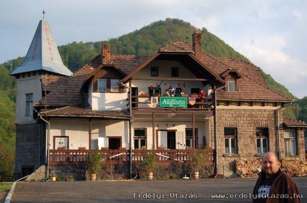 Auguszta vendégház
