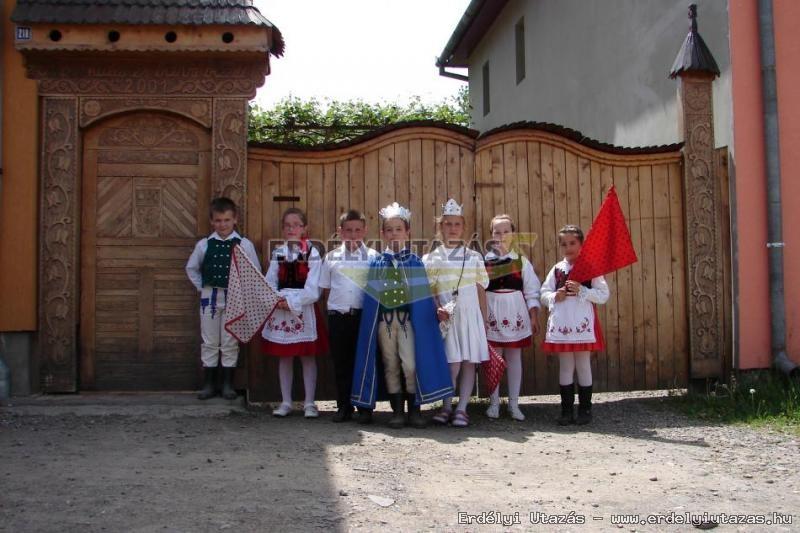Patakparti Vendégház  - Pünkösd ünneplése