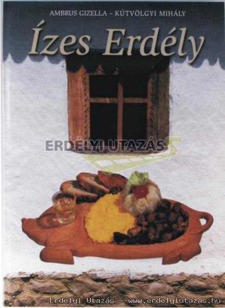 Erdélyi, székely recepteket gyüjtöttünk össze ebbe a szép könyvben